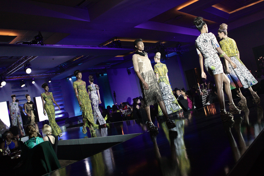 What to wear to MBFWAfrica