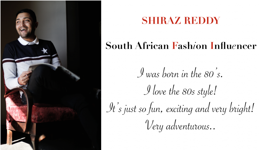 Shiraz Reddy Style Africa South African Fashion Influencer