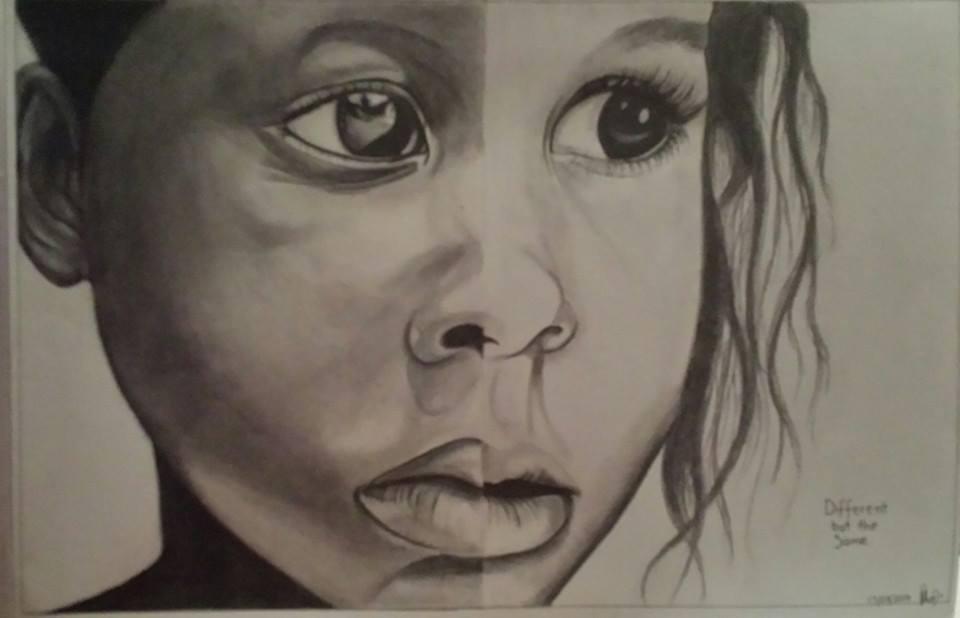 sketch artist Maleehah Smuts