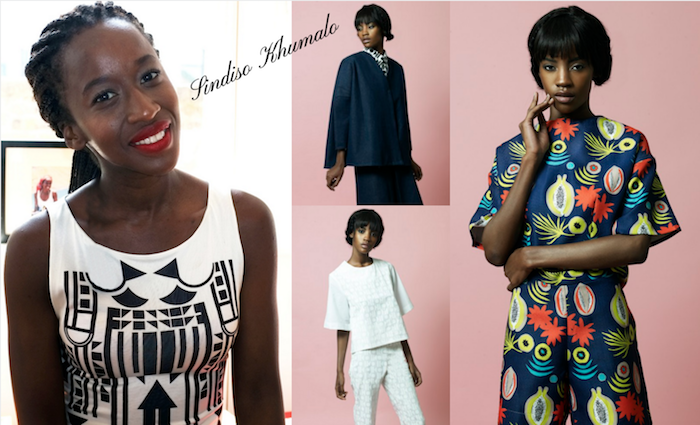 Global Influence of South African Designers Bongiwe - Sindiso Khumalo