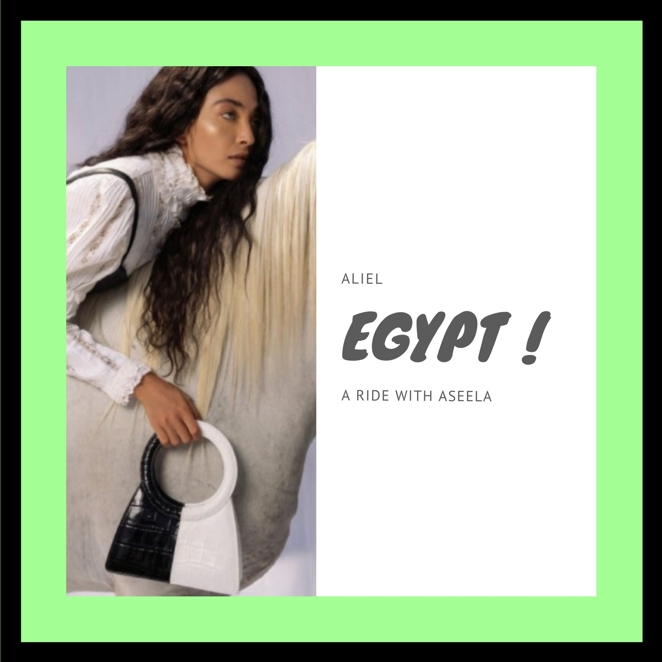 A RIDE WITH ASEELA - ALIEL - EGYPT - Style Africa
