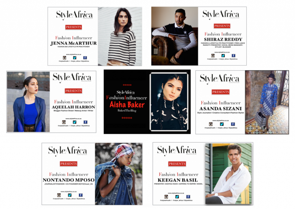 Fashion Influencers Style Africa 2015
