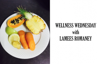 Pineapple for pain Lamees Romaney Wellness Wednesday Style Africa