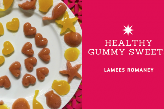 healthy gummy sweets with lamees romaney on style africa health and wellness