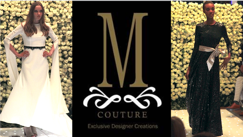 M-Couture debuts on the Red Carpet Fashion Week - Mohammad Rawoot