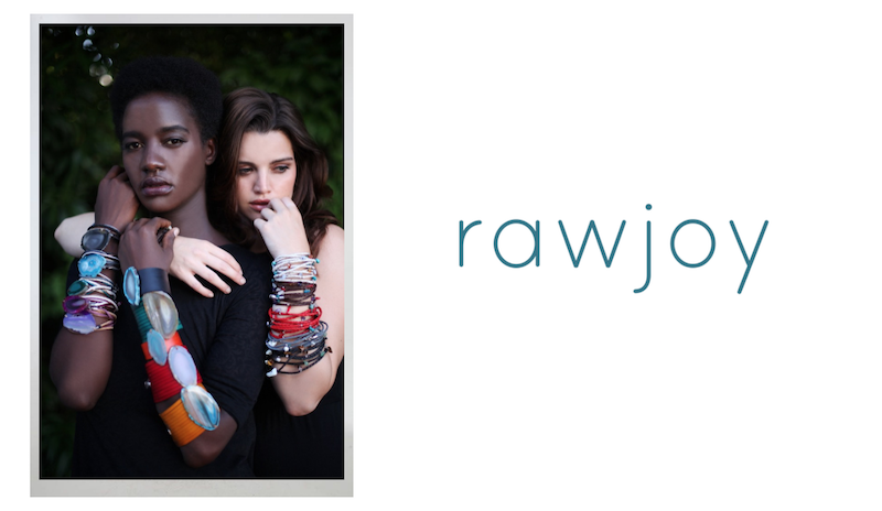 rawjoy homemade out of this world - style africa