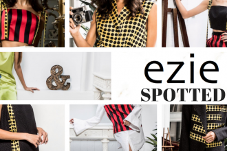 Spotted - EZIE - styleafrica - style africa