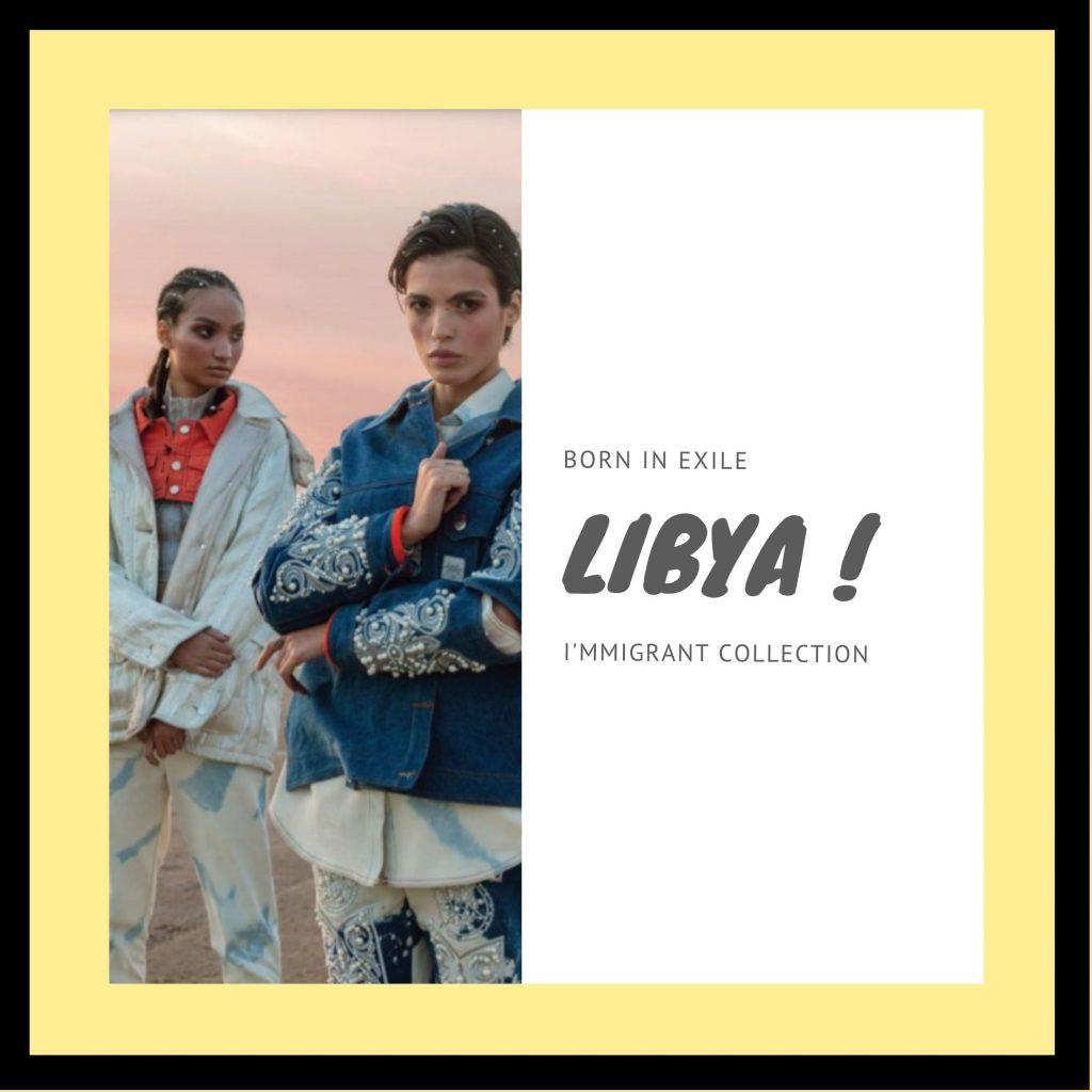 BORN IN EXILE – I'MMIGRANT – LIBYA